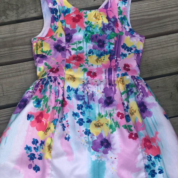 emily west Other - 💐🌸💐🌸💐🌸🎀 Emily west floral dye dress 👗